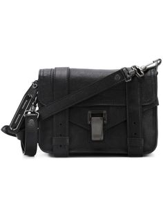 Shop Proenza Schouler mini 'PS1' crossbody bag in Sugar from the world's best independent boutiques at farfetch.com. Shop 400 boutiques at one address.