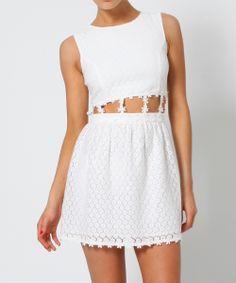 BAM CROCHET DRESS   Dresses   Clothing   Shop Womens   General Pants Online