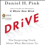From Daniel H. Pink, the author of the groundbreaking best seller A Whole New Mind, comes his next big idea book: a paradigm-changing examination of what truly motivates us and how to harness that knowledge to find greater satisfaction in our lives and our work.