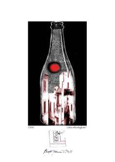 Bottled town