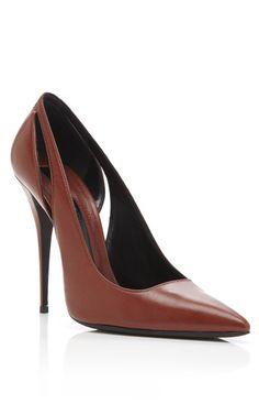 Toms Shoes OFF!> Narciso Rodriguez Cut Work Pump on Moda Operandi Women's Shoes, Cheap Toms Shoes, Only Shoes, Shoe Boots, Shoes Style, Jason Wu, Pretty Shoes, Beautiful Shoes, Jordan Shoes