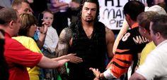 WWE:Roman Reigns:incidente imbarazzante durante il live event a Dublino (con video)