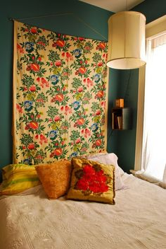 Stacey & John's Crazy Quilt of An Apartment apartment-therapy-house-tours