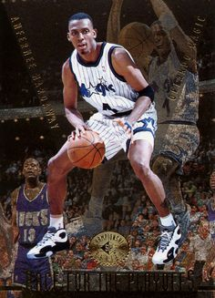 penny hardaway cards - Google Search