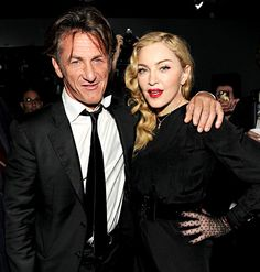 Madonna, Sean Penn Reunite at Secret Project Event: Picture - Us Weekly