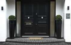 Love this London townhouse entrance | Exteriors | Pinterest | London ...
