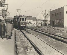 Bratislava, Public Transport, Old Photos, Railroad Tracks, Transportation, Fotografia, Old Pictures, Vintage Photos, Train Tracks