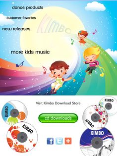 Find Creative and Educational Music and Movement Activities at Kimboed.com - Home
