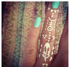 freepeople hand painting