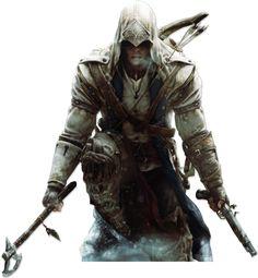 Assassins Creed III #AssassinscreedIII #AssassinsCreed3 #Connor #ConnorKenway #Assassins #Ubisoft