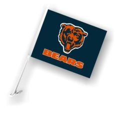 Check out our authentic collection of fan gears, souvenirs, memorabilia. Support the team you love! Free shipping for orders $99+  We are family owned business based in Washington state.   Check this link for more info:-https://www.indianmarketplace.net/chicago-bears-car-flag/  #NFL #MLB #NBA #NCAA #NHL#ChicagoBears