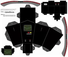 Cubee - PKE Meter by CyberDrone.deviantart.com on @deviantART