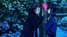 Mikoto and Reishi