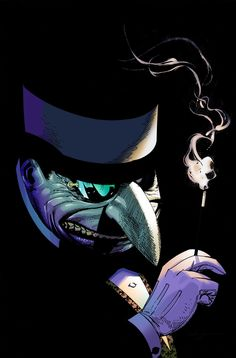 The Penguin Rumored to be Main Villain in The Batman or Bird's of Prey! The Penguin Batman, Penguin Art, Batman Art, Dc Universe, Batman Universe, Gotham Villains, Comic Villains, Batman Arkham Knight, Dc Comics Art