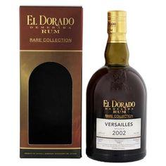 El Dorado Rum Enmore 1993 2015 Rare Collection @ rhum-shop.com Bester Rhum für den Rumliebhaber Dieser Rum ist einer von drei neuen Sorten aus der El Dorado Rare Collection.Er wird von den Demarara Destillers in einer hölzernenContinuous Coffey StillBrennblase aus tropischem Hartholz... Versailles, Shops, Whiskey Bottle, Drinks, Shopping, El Dorado, Products, Drinking, Tents