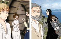 Life never changes for Luke.