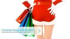 Christmas Bonus Butt Workout