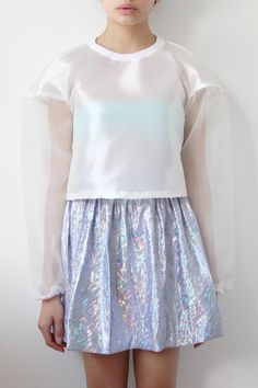 sheer and holographic