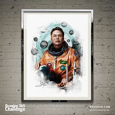 """""""I think it is possible for ordinary people to choose to be extraordinary."""" - Elon Musk Day 93"""