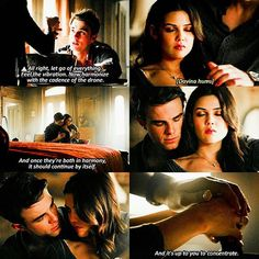 "#TheOriginals 3x17 ""Behind the Black Horizon"" - Kol and Davina"