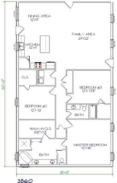 26 x 40 cape house plans second units rental guest 35x60 house plans