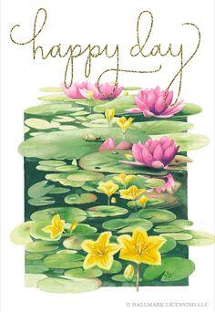 Birthday Card -  by M.B.
