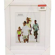 The Warehouse - Horizon Frame White 8x10 $9.74