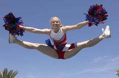 Good Exercises For Cheerleading And Tumbling | LIVESTRONG.COM
