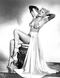 Glamourous Showgirl