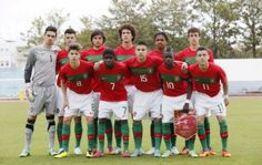 SPORTS And More: U16 #Portugal -4- #Germany -2- Final  #Holland Int...