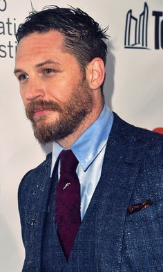 "Tom Hardy -""Legend"" Premiere, TIFF 2015"