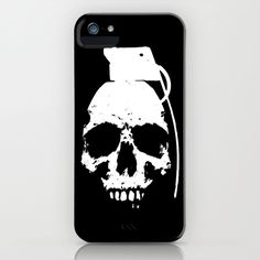 The Downfall iPhone Case