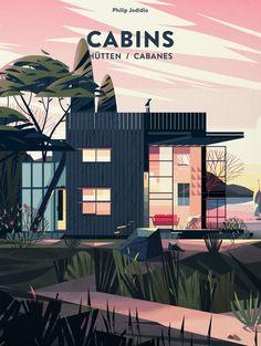 Voor iedereen die weleens droomt van een hideaway op de hei: 'Cabins' van Philip Jodidio | ELLE Decoration NL
