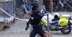 Fusillades à Copenhague : deux morts, les assaillants en fuite
