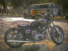 Suzuki Rat Bike ...via my Flickr.