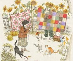 310 images about GreenIvy on We Heart It Friends Illustration, Illustration Art Drawing, Cute Images, Pretty Pictures, Henry Darger, Belle And Boo, Amazing Gymnastics, Marilyn Monroe Art, Holly Hobbie