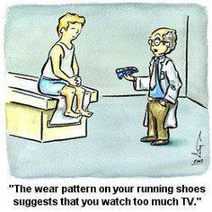 What do your running shoes say about you? Get more running motivation on… Running Humor, Running Quotes, Running Gear, Running Motivation, Funny Running, Fitness Motivation, Run Like A Girl, Just Run, Girls Be Like