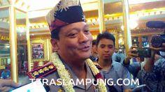 Empat Pertanyaan Publik Ketika Kombes Khrisna Murti Jadi Wakapolda Lampung