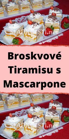 Snack Recipes, Snacks, Tiramisu, Cheesecake, Chips, Breakfast, Food, Mascarpone, Snack Mix Recipes
