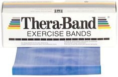 Thera-Band 1.5 meter Blau - [Werbung][Ad] Training, Exercise, Ads, Personalized Items, United Kingdom, Ejercicio, Work Outs, Excercise, Onderwijs