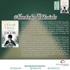 """""""La Escalera de Jacob"""" de Cesar Vidal"""