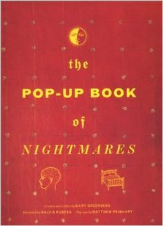 The Pop-Up Book of Nightmares: Matthew Reinhart: 9780312282639: Amazon.com: Books