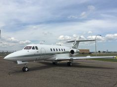 1981 Hawker 700A for sale in (MSP) Minneapolis, MN USA => www.AirplaneMart.com/aircraft-for-sale/Business-Corporate-Jet/1981-Hawker-700A/11587/