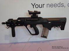 "SAR 21 (""Singapore Assault Rifle - 21st Century"")"