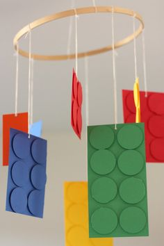 Week of Menus: Lego Birthday Party for Son's 5th Birthday: Low key fun