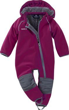 Baby-Softshell-Overall Kuschel-Fleece JAKO-O online bestellen - JAKO-O