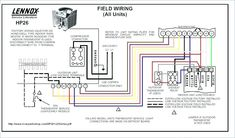 127 Best Lennox Conservator III G16XQ4-75-3 Wiring Diagrams images Old Lennox Wiring Diagrams on