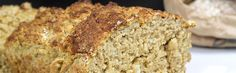 Glutenvrij brood met noten! #suikervrij #glutenvrij #recept #sukrin #bakken #taart #ontbijt #lekker #bakspiratie #lekker #yummie #chocolade #chocolat