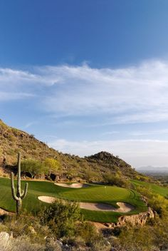 The Spectacular Golf & Country Club in DC Ranch, Scottsdale #GolfCourseOfTheDay I Rock Bottom Golf #rockbottomgolf