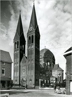 RK kerk H. Marie en Brigidakerk - Auteur: niet vermeld - 1970